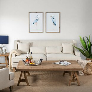 Bauxite Wooden Coffee Table by Gracie Oaks