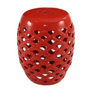Oswego Ceramic Garden Stool  sc 1 st  Wayfair & Red Garden Stools You\u0027ll Love | Wayfair islam-shia.org