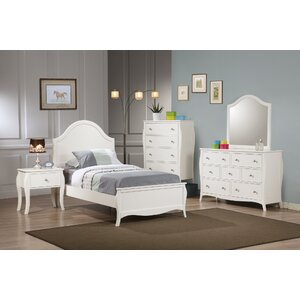 Chloe Panel Configurable Bedroom Set