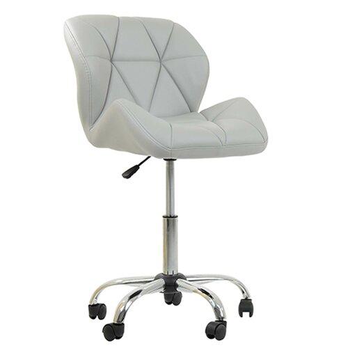 Drehstuhl Peris   Büro > Bürostühle und Sessel  > Bürostühle   Grau   Kunstleder   dCor design