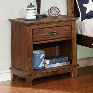 Find the perfect Ervine 1 Drawer Nightstand by Loon Peak Reviews (2019) & Buyer's Guide