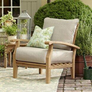 Charmant Summerton Teak Chair