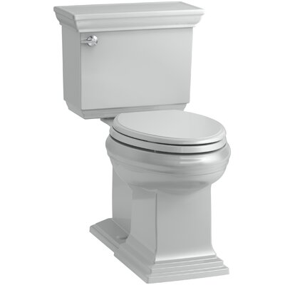 Kohler Memoirs Stately Comfort Height 2-Piece Elongated 1.28 GPF ...
