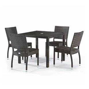 Kailey 4 Seater Dining Set By Sol 72 Outdoor