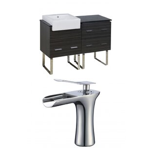 Latitude Run Alican 49 Wall Mounted Single Bathroom Vanity Set Complete Guide