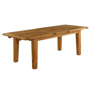 Millais Premium Extendable Dining Table By Union Rustic