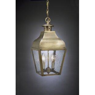 Northeast Lantern Stanfield 2-Light Outdoor Hanging Lantern