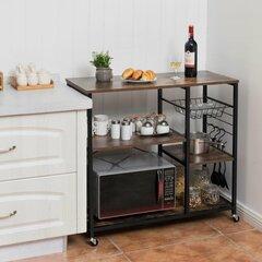 Kitchen Carts 17 Stories Kitchen Islands Carts You Ll Love In 2021 Wayfair