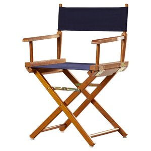 Cabrales Folding Director Chair