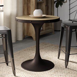 Amherst Pedestal Dining Table by Greyleigh