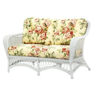 Woodard Sedona Loveseat with Cushions
