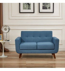 Luciano Loveseat by George Oli..