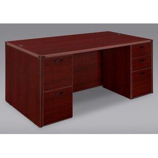 Flexsteel Contract Fairplex Executive Desk