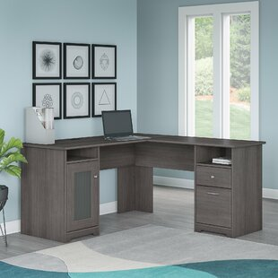 l office desk. Hillsdale L-Shaped Executive Desk L Office