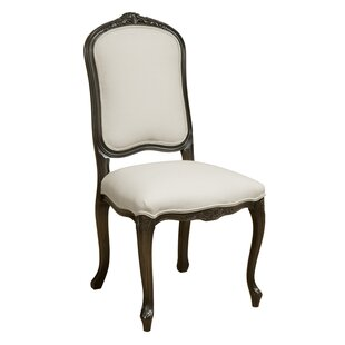 Ashley Upholstered Dining Chair by Duralee Furniture