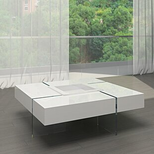 Orren Ellis Nathan Coffee Table