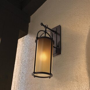 Inexpensive Espana 1-Light Outdoor Wall Lantern By Millwood Pines