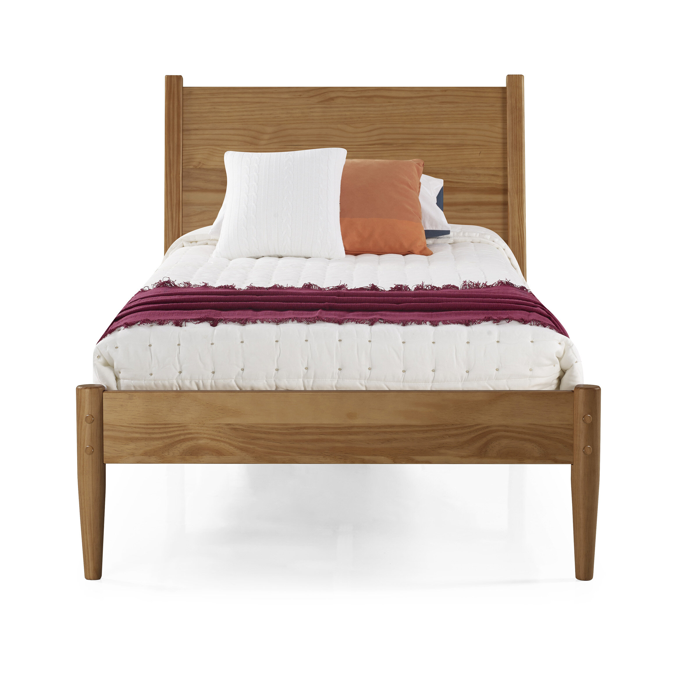 Picture of: Pine Beds You Ll Love In 2020 Wayfair