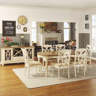 Grandin 7 Piece Extendable Dining Set