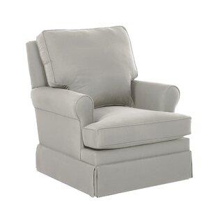 Gwinnett Swivel Glider by Wayfair Custom Upholstery™