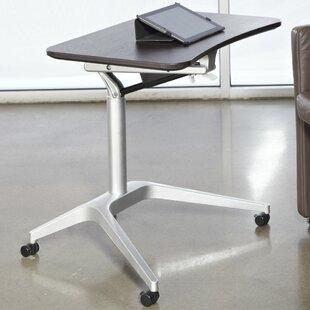 Albin Adjustable Standing Desk by Comm Office