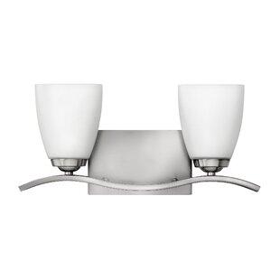 Ebern Designs Harms 2-Light Vanity Light
