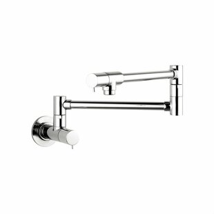 Hansgrohe Talis S Two Handle Wall Mounted Pot Filler