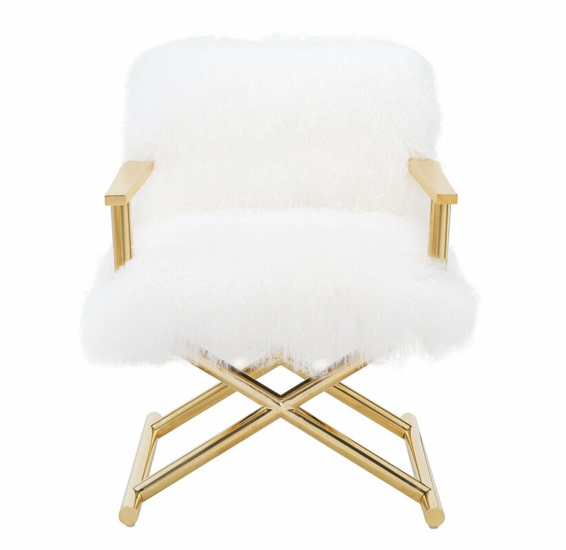 Angelika Sheepskin Armchair