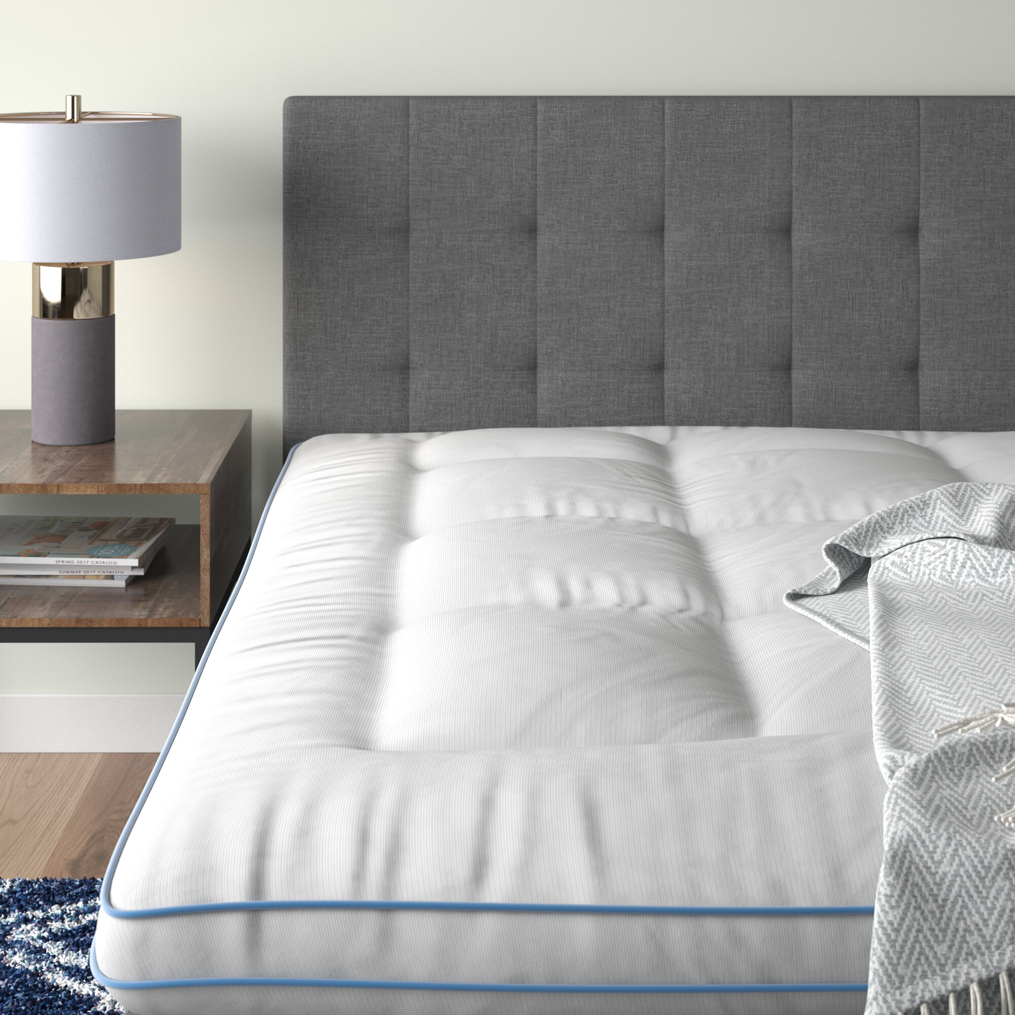 Mattress Pads Toppers You Ll Love In 2021 Wayfair