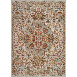 Hagen Cream/Beige Indoor/Outdoor Area Rug