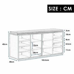 Meagan Storage Bench By Zipcode Design