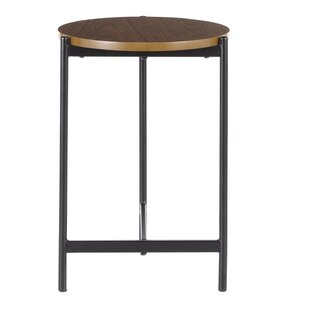 Wednesday End Table by Wrought Studio 2019 Online