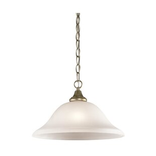 Red Barrel Studio Upchurch 1-Light Cone P..