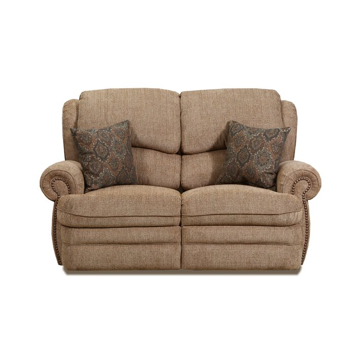 Fabulous Shaunna Reclining Loveseat Pabps2019 Chair Design Images Pabps2019Com