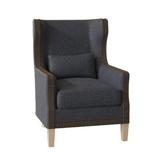 Gardner Wingback Chair by Hekman