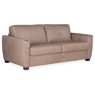 Torrington Leather Sofa Bed by Hooker Furniture