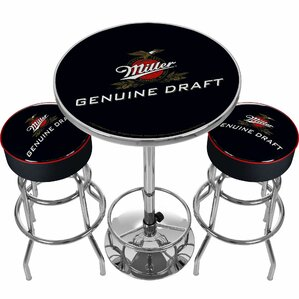 Ultimate Miller Genuine Draft 3 Piece Pub..