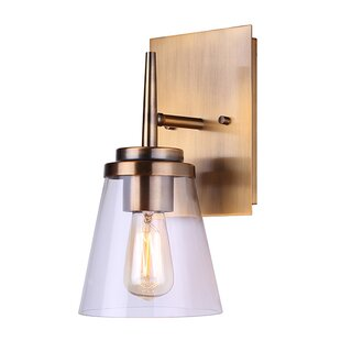 Mercer41 Kesler 1-Light Bath Sconce