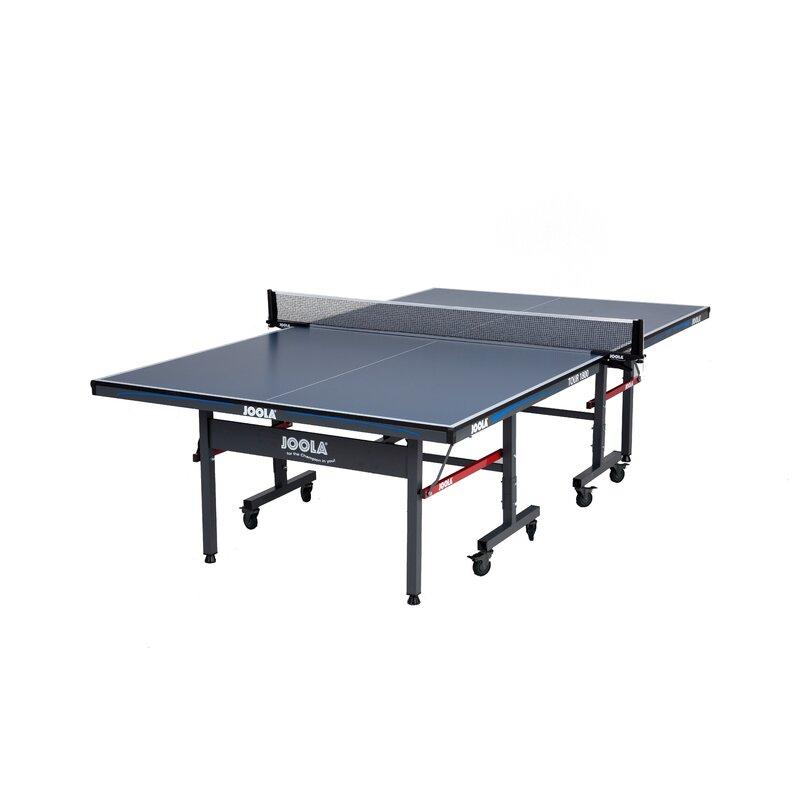 Joola Tour Regulation Size Foldable Indoor Table Tennis Table Reviews Wayfair