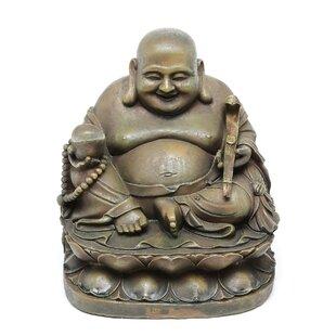 Alexzander Laughing Buddha Sanctuary Figurine