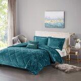 Modern Queen Teal Bedding Sets Allmodern