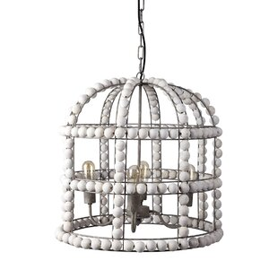 Bressler Alie 4-Light Lantern Pendant by ..
