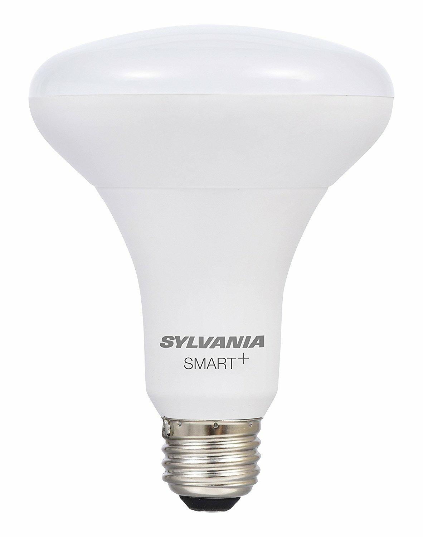 Sylvania Smart 65 Watt Equivalent Br30 Led Smart Light Bulb Warm White 3000k E26 Medium Standard Base Wayfair
