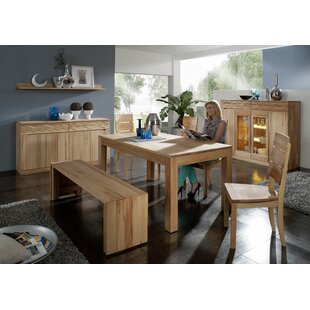Angelos Solid Wood Bench By Gracie Oaks