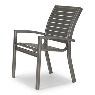 Kendall Stacking Patio Dining Chair (Set of 4)