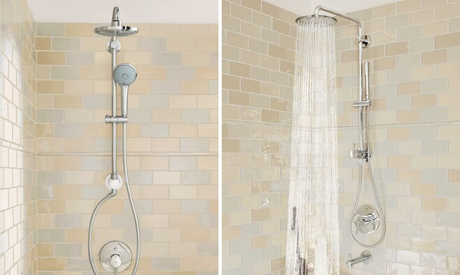 How to Plan and Install a Shower System | Wayfair