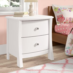 Affordable Kaleigh 2 Drawer Nightstand by Delta by Viv + Rae Reviews (2019) & Buyer's Guide