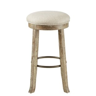 Read Reviews Madiun 30 Backless Swivel Bar Stool by Union Rustic Reviews (2019) & Buyer's Guide