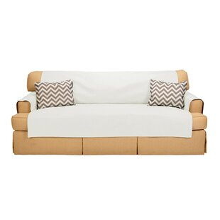 Inexpensive Sofabulous T-Cushion Sofa Slipcover by Messy Marvin Reviews (2019) & Buyer's Guide