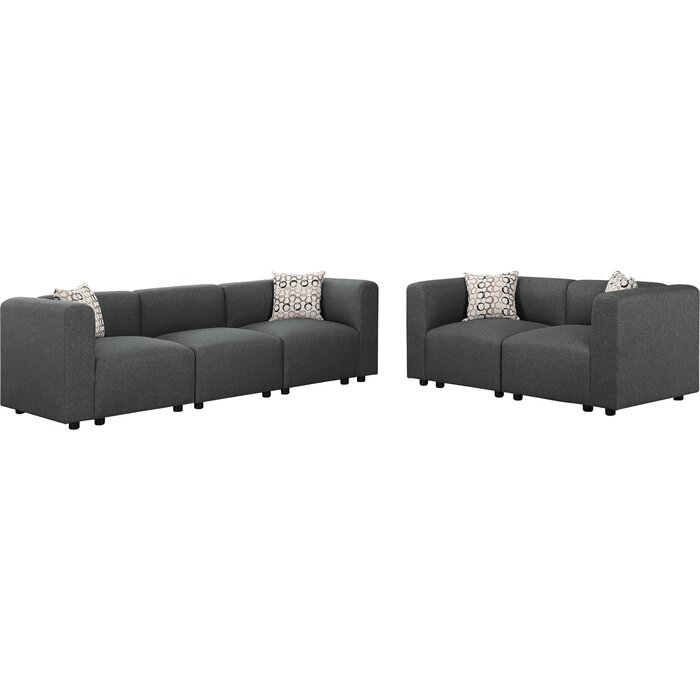 Admirable Lotte 2 Piece Living Room Set Pdpeps Interior Chair Design Pdpepsorg